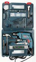 New Impact Drill Bosch GSB 10 Re Kit Professional Tool