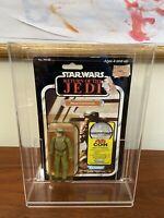Vintage Kenner Star Wars ROTJ 77A Back Rebel Commando MOC AFA Worthy! With Case!
