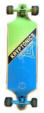 "Kryptonics 34""Bravo Skateboard Sports Longboard Beach California 7/17/2015 As Is"