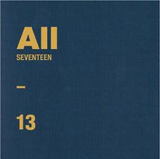 """K-POP SEVENTEEN 4TH MINI ALBUM """"Al 1"""" Ver 2. All [13] [ 1 Photobook + 1 CD ]"""