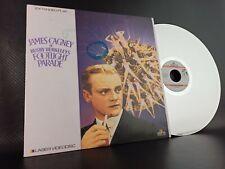James Cagney In Busby Berkeley's Footlight Parade Laserdisc Joan Blondell