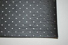 1963 63 LINCOLN 4 DOOR BLACK PERFORATED HEADLINER USA MADE TOP QUALITY