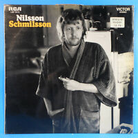 "NILSSON SCHMILSSON LP 1971 GERMANY ORIGINAL ""WITHOUT YOU"" PLAYS GREAT! VG/VG!!"