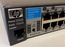 Genuine HP J9147A ProCurve 2910al-48G 48 Gigabit Ports Switch with Rack Ears
