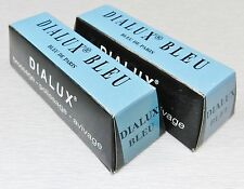 Blue Jewelry Polishing Compound Dialux Metal Polish Rouge Final Finish 2 Bars