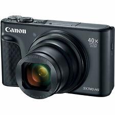 Canon Powershot SX740 HS (Black) w/32GB SDHC *NEW* *IN STOCK*