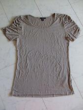 Amisu Damenblusen, - tops & -shirts mit Rundhals-Ausschnitt