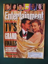 """Entertainment Weekly - May 12, 1995-TV's Grand Finales-""""Melrose"""""""
