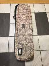 Garrett Soft Case Storage Tactical Camouflage Padded Metal Detector Carry Bag