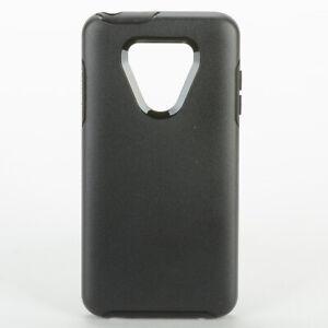 For LG G6 Shockproof Hard Shell Snap Cover Case - Black