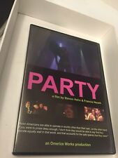 Party - An Exploration Of New York City's Asian American Party Scene (DVD, 2006)