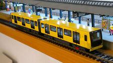 Berliner U Bahn H0 BVG Baureihe IK + LED Innenbeleucht.UNIKAT 1:87 Modell S Bahn