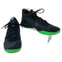 Nike KD Trey 5 Basketball Shoes Men Size 12 Black/Green Athletic Mid Top Sneaker