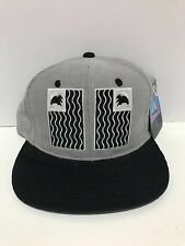 RARE PINK DOLPHIN Presidential Collection Corduroy  Snapback 100% AUTHENTIC