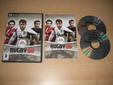 RUGBY 06 Pc Cd Rom 2006 - FAST DISPATCH