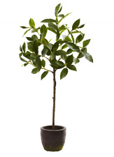 Nearly Natural 5423 Topiary with Decorative Planter, 29-Inch