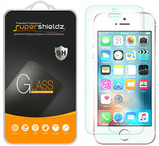 Supershieldz High Quality Real Tempered Glass Film Screen Protector For iPhone 5