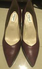 BN LK Bennett Odysseia Purple Shoes Size 41/UK 8