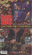 CD--MR. BIG--LIVE FROM THE LIVING ROOM -DIGIPAK-