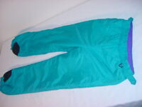 COLUMBIA SNOW PANTS - KIDS YOUTH SIZE XL