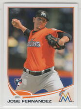 2013 Topps Baseball Miami Marlins Team Set
