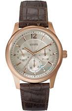 Guess Men's Rose Gold Analog Watch W0475G2