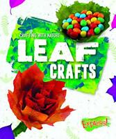 Leaf Crafts (Crafting With Nature) by Sabelko, Rebecca, NEW Book, FREE & FAST De