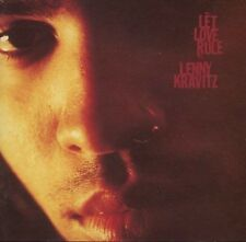 Lenny Kravitz / Let Love Rule