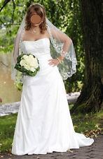 Brautkleid Hochzeitskleid Größe 40        Lilly Model 08-3106-CR