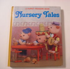 Nursery Tales, a Puppet Treasure Book, Izawa & Hijikata, Shiba, 1977