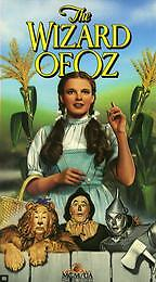 The Wizard of Oz (VHS, 1991) Video Tape MGM Jack Haley Judy Garland - New Sealed