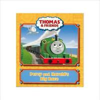 Thomas & Friends Percy And Harold's Big Race (Paperback)