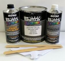 Acrylic Urethane Black Automotive Single Stage Paint Ebay