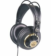 AKG K240 STUDIO Professional Semi-Open Over-Ear Studio Headphones