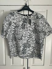 River Island Top Size 16 With Tags