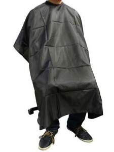 Barber Hairdresser/Hair Cutting Unisex Gown Cape PARACHUTE 140 CM x 120 CM