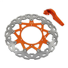 320mm Floating Front Brake Disc Rotor Bracket For KTM SX SXF XCF XCW 125-530