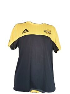 ADIZERO HURRICANES OF NEW ZEALAND RUGBY UNION SHIRT ADULT LARGE IN VGC