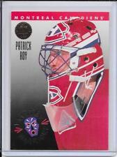 93-94 Leaf Patrick Roy Painted Warriors # 4