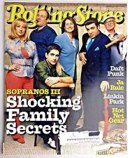 Rolling Stone Magazine Sopranos Daft Punk Ja Rule Linkin Park  Mar 29 2001 #865