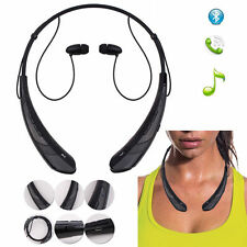 Bluetooth Headphones Wireless Headsets With Sports Neckband for iPhone Samsung