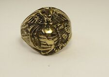 V206  , RING , US MARINE CORPS , USMC , USMC RING , US SIZE 9.5