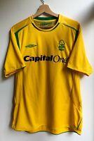 RARE Nottingham Forest 2006-2007 Third 3rd Football Shirt Jersey Umbro Large