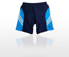 """SHORT de bain ADIDAS bleu """"3SI cb sh ml"""" - Taille S  - réf : E89809"""