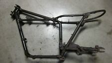 Triumph  T100R FRAME POSSIBLY 500 OR 650 TWIN GREAT FOR A CHOPPER CONVERSION