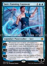Ixalan ~  JACE, CUNNING CASTAWAY mythic rare Magic the Gathering card