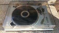 Kenwood KD-5070 Turntable Record Player LP Grado F-1+ Cartridge