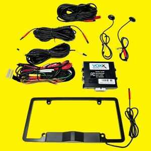 Audiovox  ACABSDLP  Blind Spot Detection License Plate System