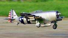 P-47 Razorback Wingspan: 59 in (1500mm) Plug N Play Bonnie Brushless RC Airplane