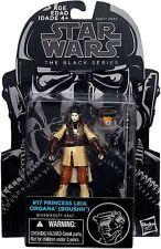 STAR WARS BLACK SERIES: PRINCESS LEIA ORGANA (BOUSHH) - #17